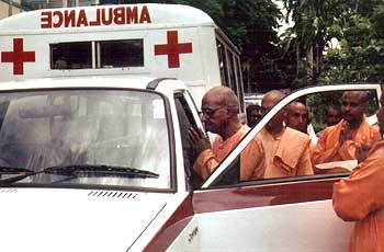 Mobile Medical Van